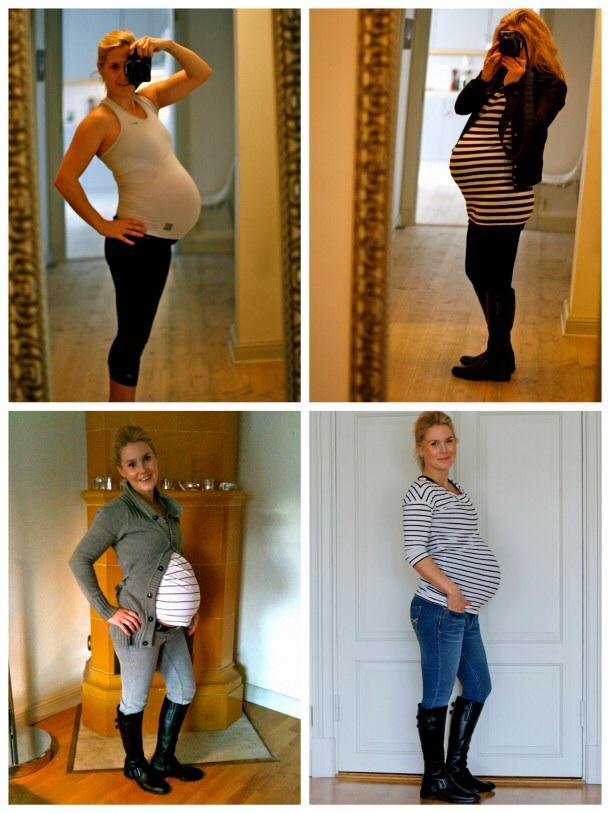 kan man träna när man är gravid