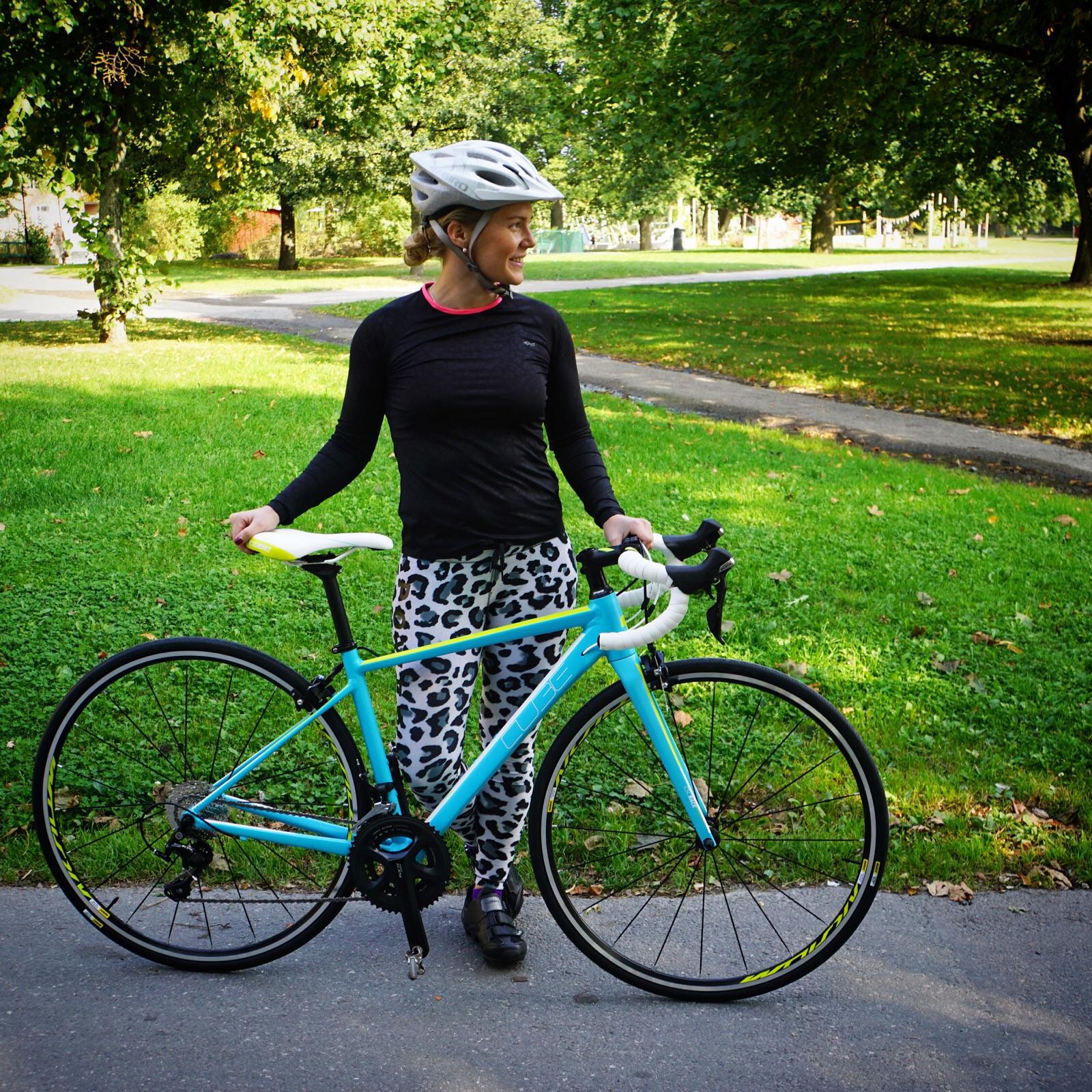 cykla varje dag gå ner vikt