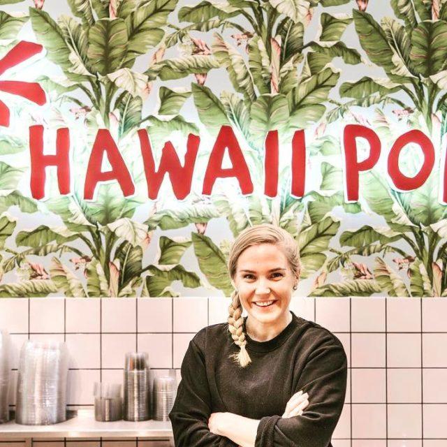 I stolt samarbete med Hawaii Pok! Den trendigaste matrtten justhellip