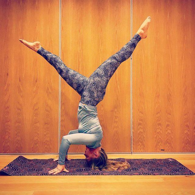 Ibland orkar jag inte med allt yogazen som kommer verhellip